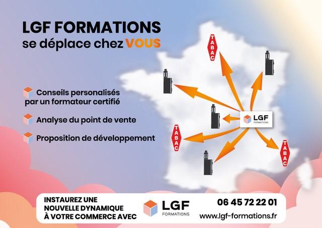Audit lgf-formations en france